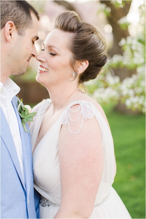 An anniversary session at Glen Magna Farms by Deborah Zoe Photography.