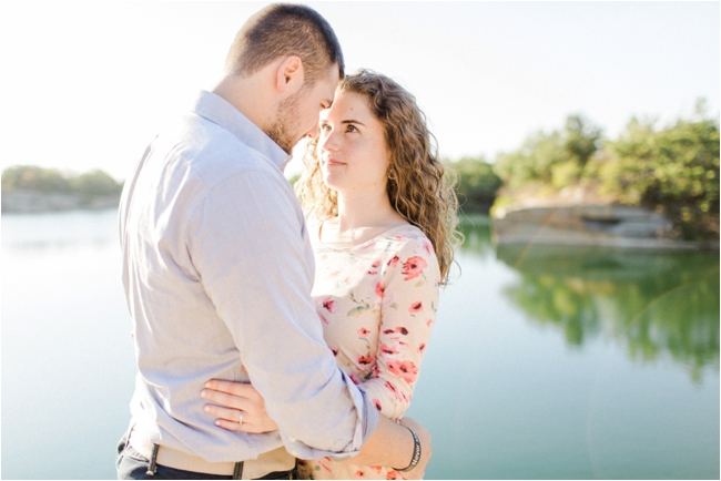 A Halibut Point Engagement Session by Deborah Zoe Photography.