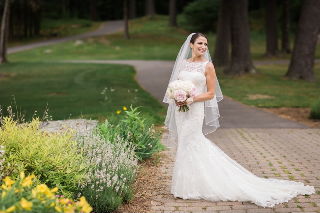 A Wedding at the Haven Country Club by Deborah Zoe Photography.