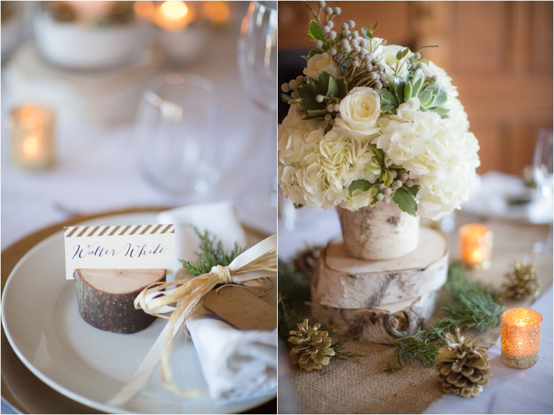 Reception details at Misselwood