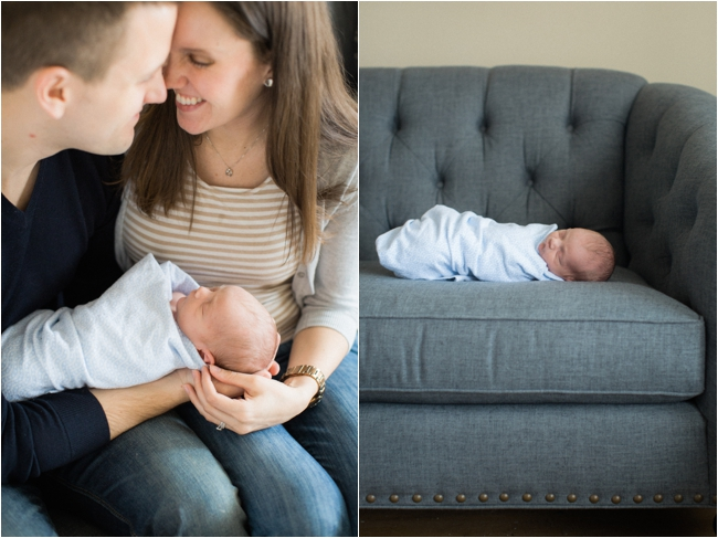 A North Shore Family Portrait Session by Deborah Zoe Photography.