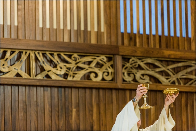 Communion photographed by Deborah Zoe Photography