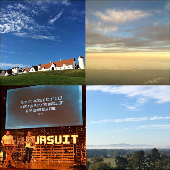 The Pursuit Conference : A Conference for Creative Entrepreneurs