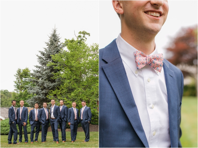 A Red Lion Inn Wedding by Deborah Zoe Photography.