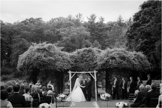 wedding at Turner Hill