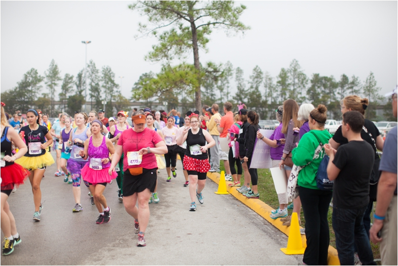 My first Princess Half Marathon
