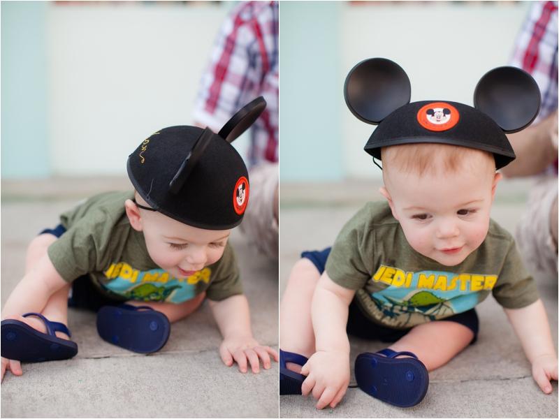 Baby's first trip to Walt Disney World