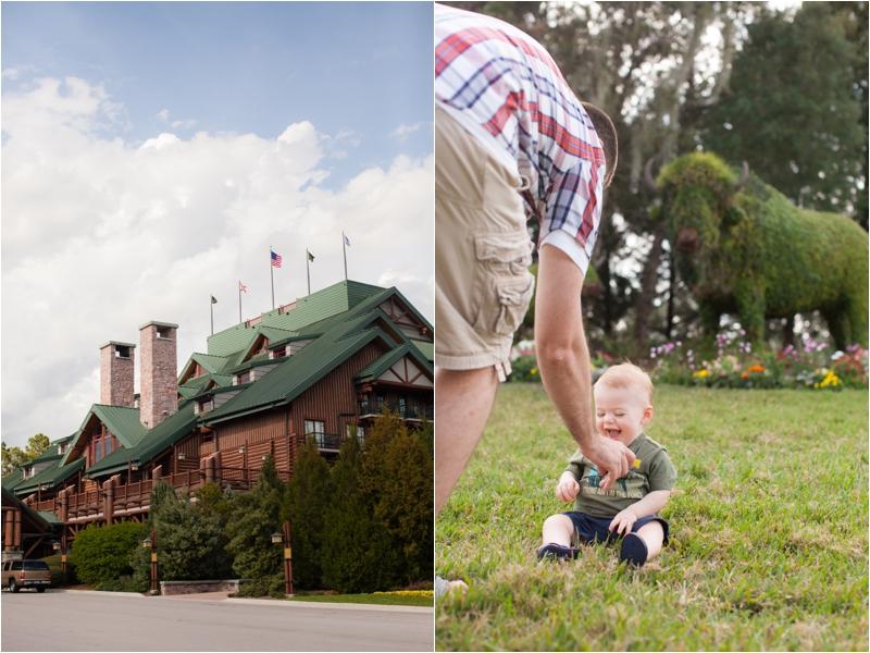 Walt Disney's Wilderness Lodge