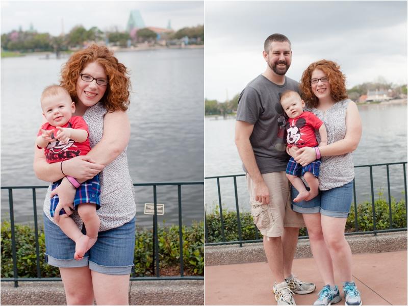 Family trip to Walt Disney World