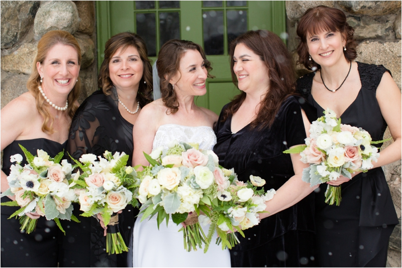 bouquets by Dogwood Floral at Willowdale Estate