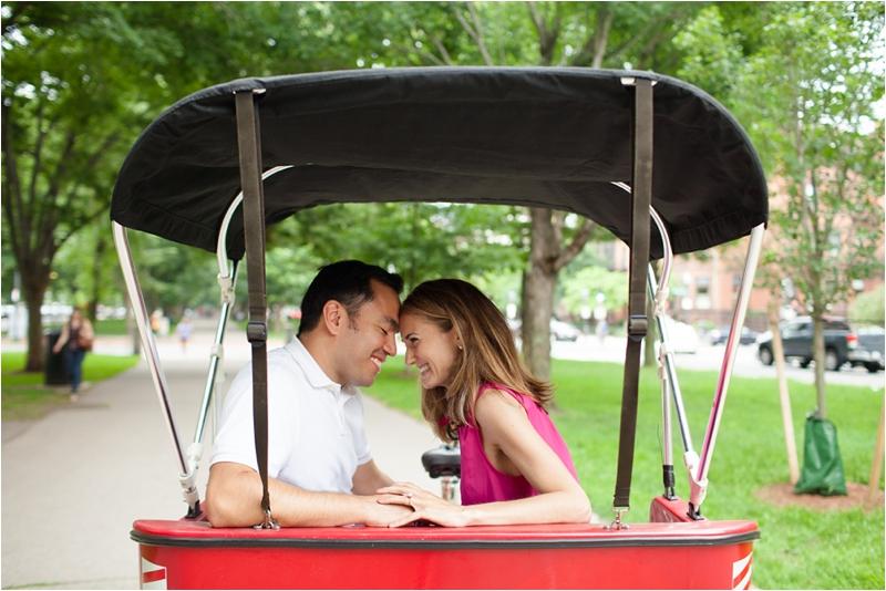 deborah zoe photography boston wedding photographer back bay engagement session boston pedi cab lansdowne pub0015.JPG