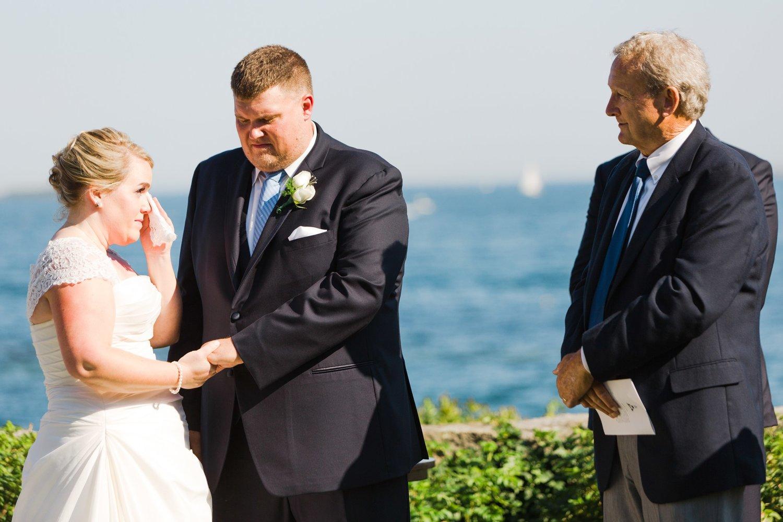Summer Wedding at Misselwood Estate at Endicott College — Deborah ...