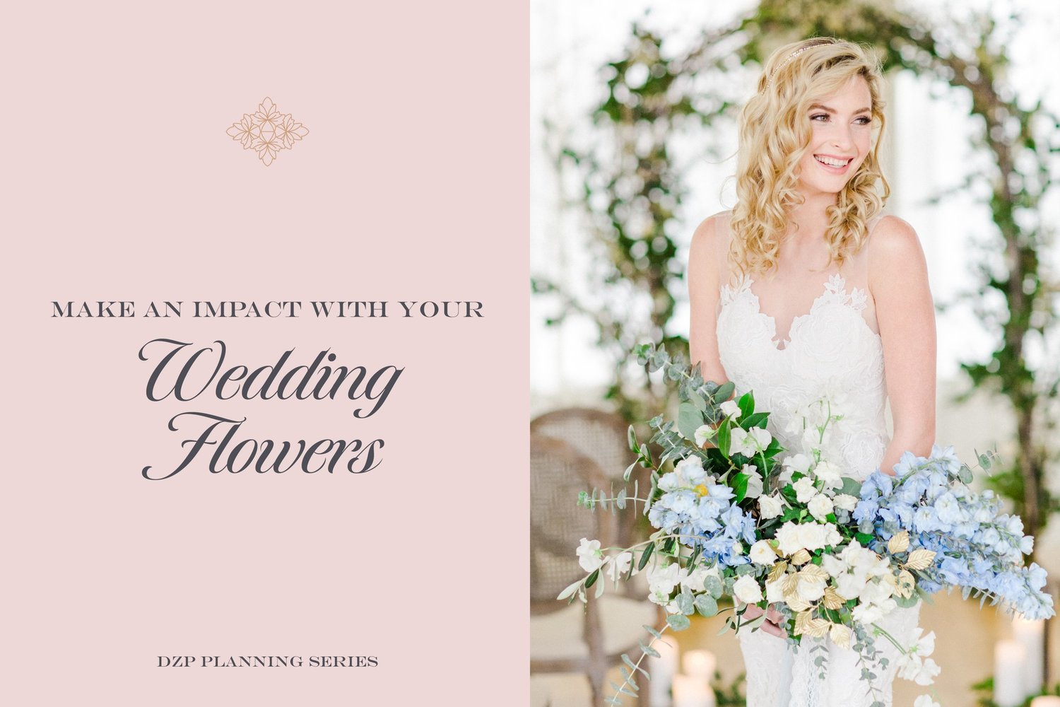 Make An Impact With Your Wedding Flowers