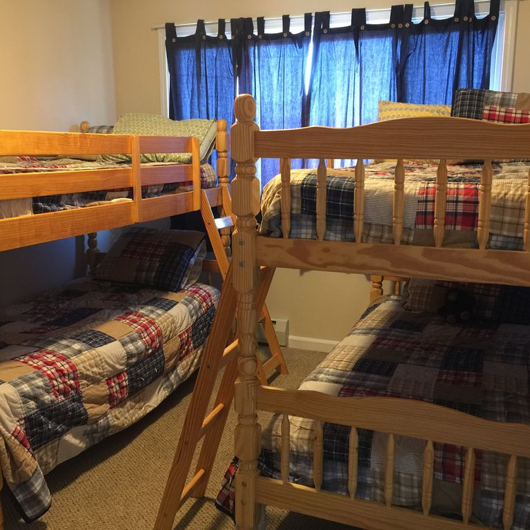 Bunk Bed Room A (max 3 people)