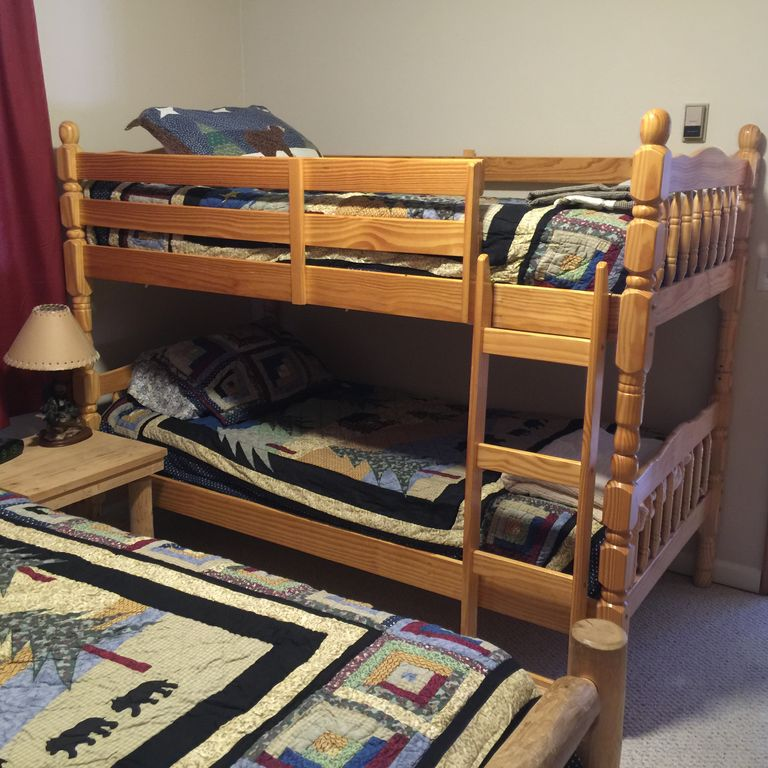 Bunk Bed Room B (max 3)