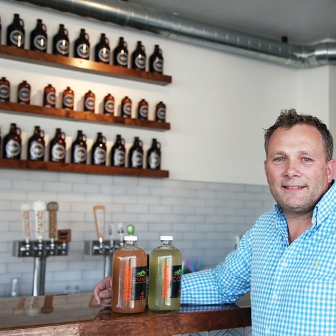 KOMBUCHA TAPS THE COLORADO MARKET