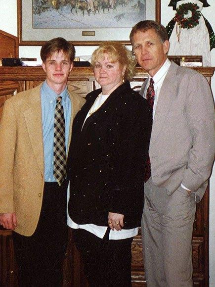 Matthew, Judy, and Dennis Shepard, 1997