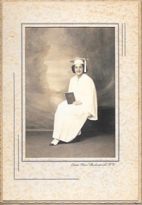 Graduation Portrait, 1945