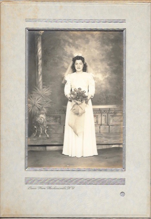 Wedding Portrait, 1948