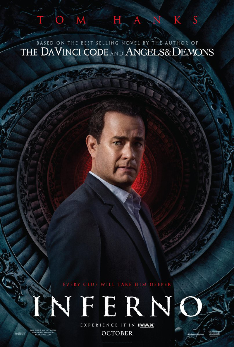 Also, for the love of photoshop... why did someone okay this? It's awful. It looks like a computer generated image of Tom Hanks and not a photo. Why? Just why.