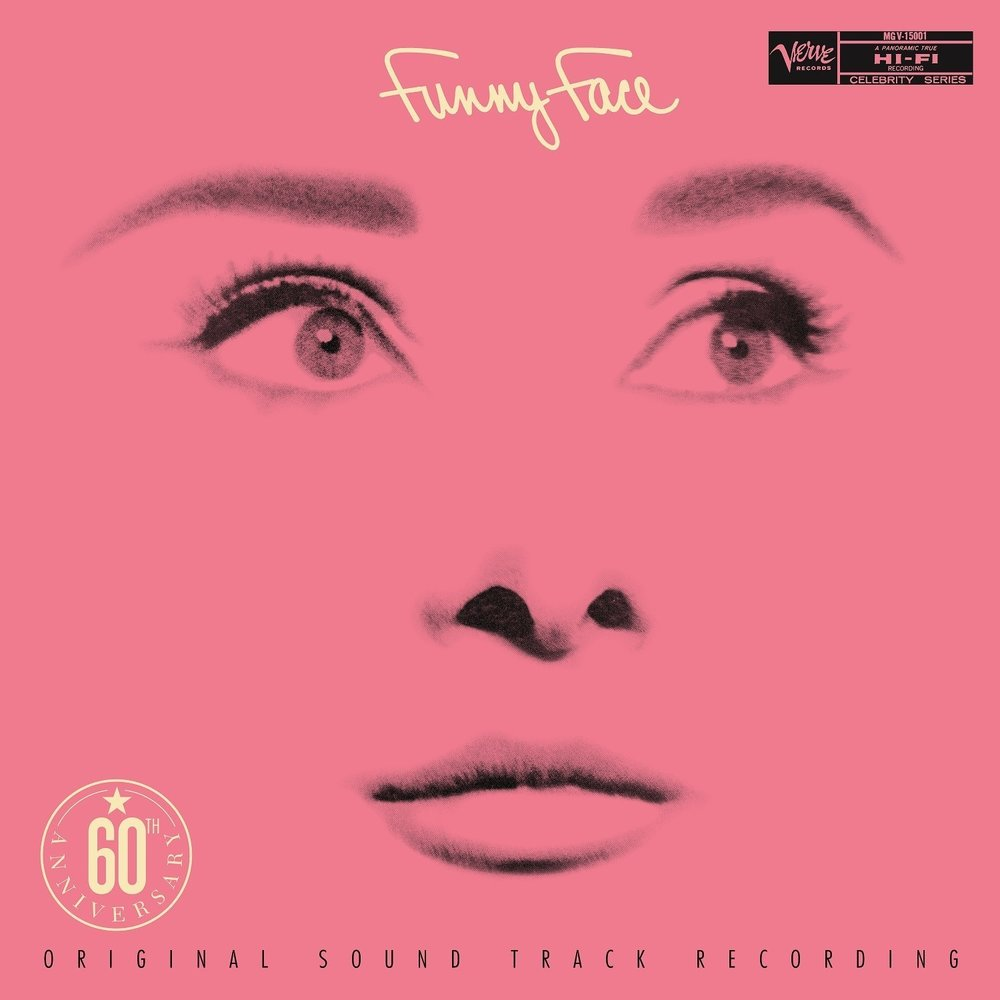 "Available September 29 to celebrate the 60th anniversary of the classic Audrey Hepburn/Fred Astaire musical film, ""Funny Face,"" Verve Records/UMe is releasing an expanded version of the colorful soundtrack featuring, for the first time ever."