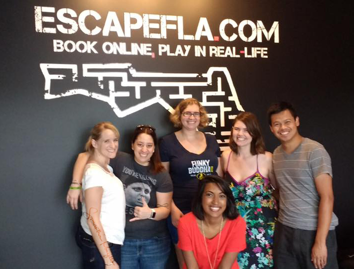 EscapeFLA: Vegas Vacation challenge