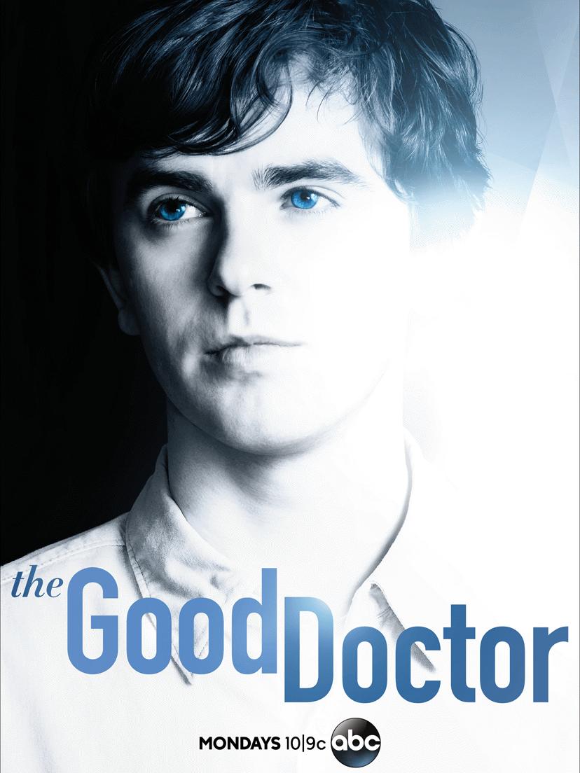 The Good Doctor - Shaun Murphy (Freddie Highmore,