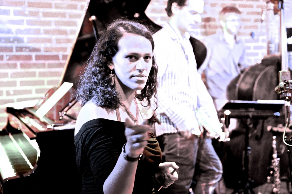 Leïla Olivesi 4tet - Sunside Jazz-Club