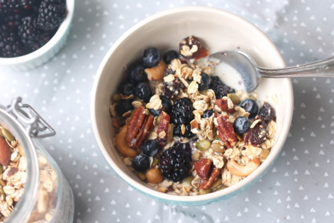 Homemade Muesli - perfect for breakfast or a snack.jpg