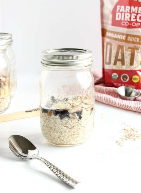Homemade Instant Oatmeal - homemade and instant are NOT mutually exclusive!