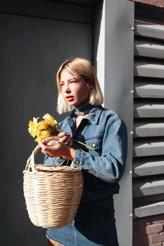 Springtime w  Blondie