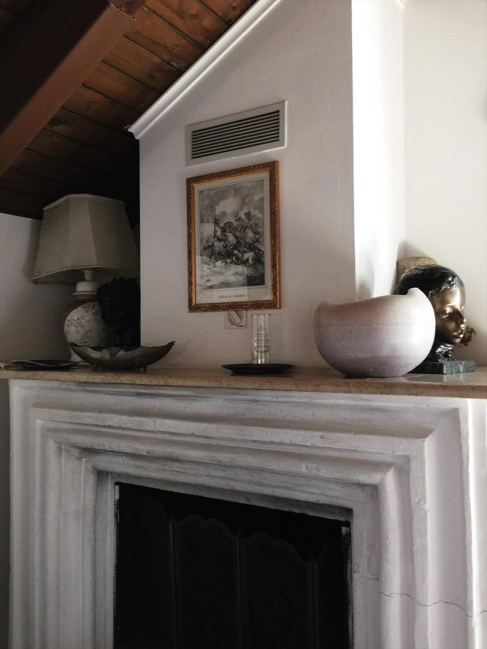 neat neat neat fireplace