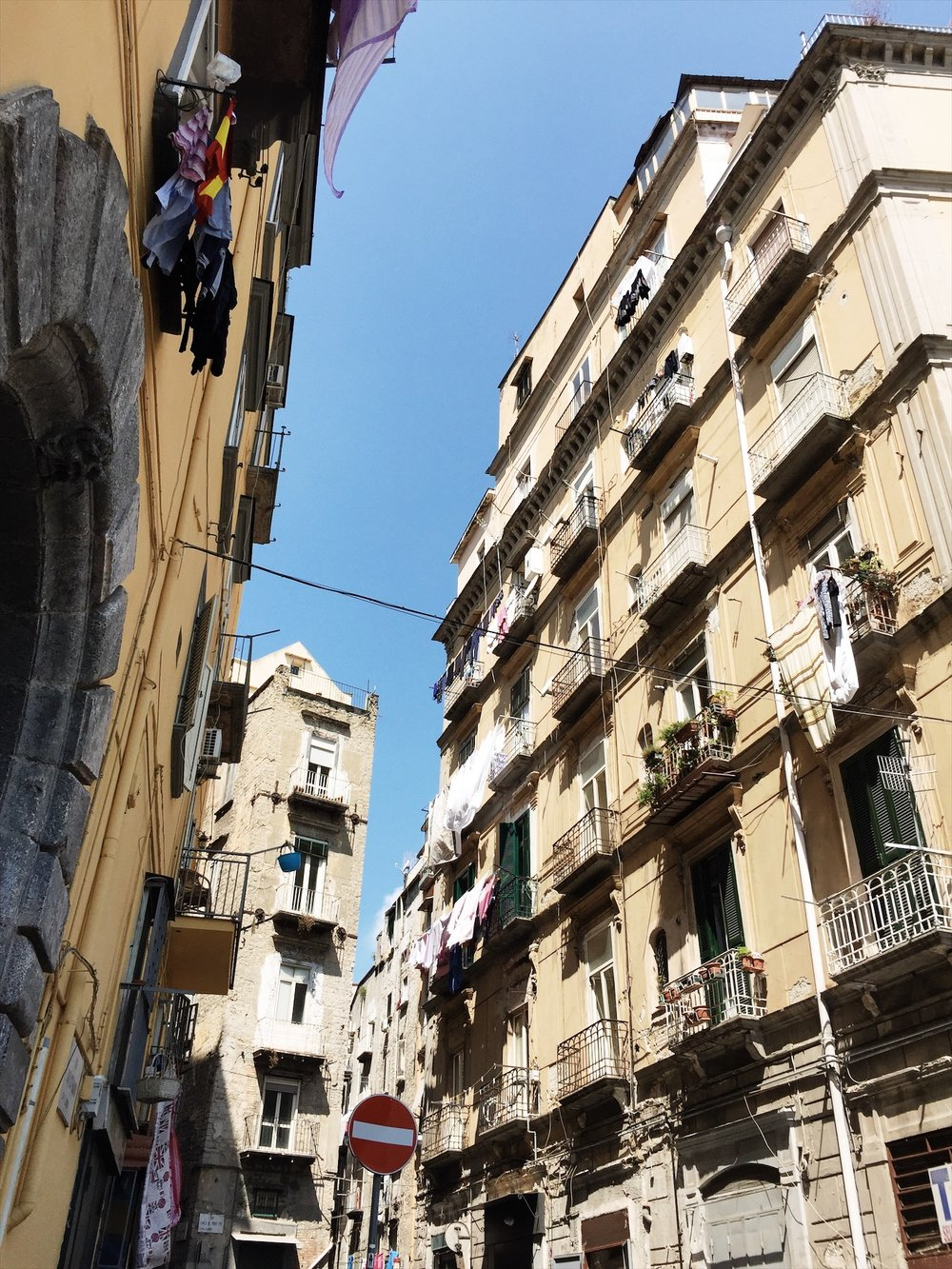 the beaux journals in naples