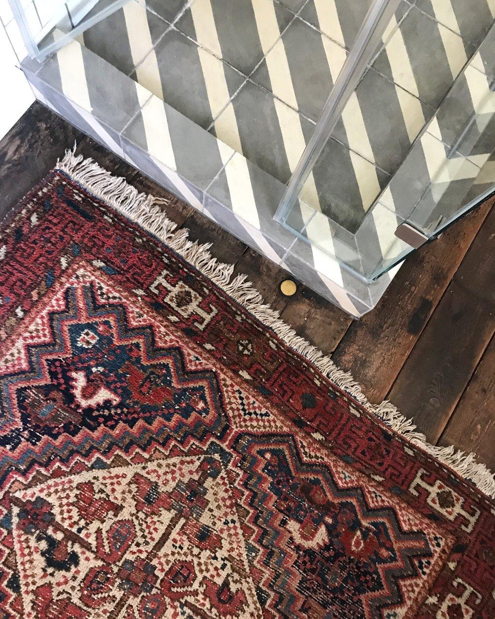 Beaux Rugs || Beaux Cotswold Weekend