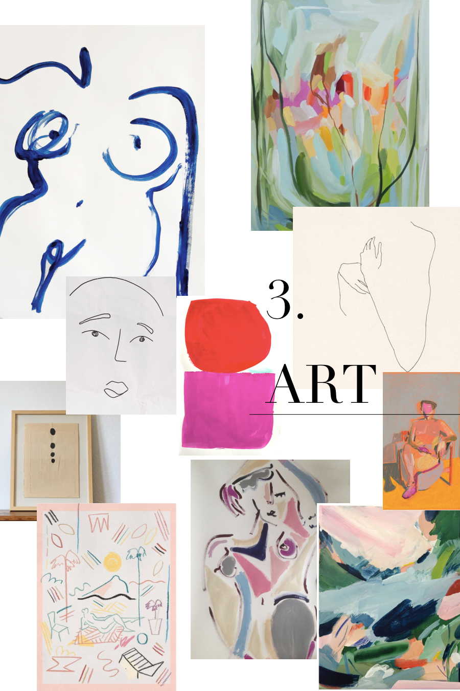 Beaux Art Curation || The Beaux Journals
