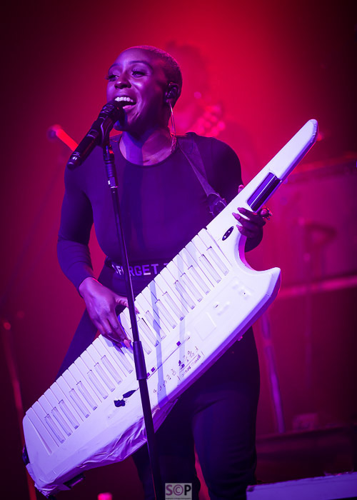 laura mvula at Festival on the Close
