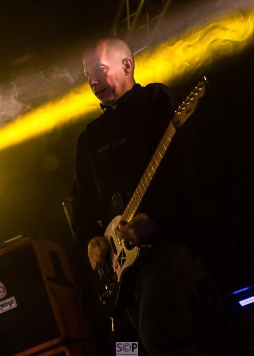stuart braithwaite of mogwai on stage at the mill in birmingham 2018 stephanie colledge photography