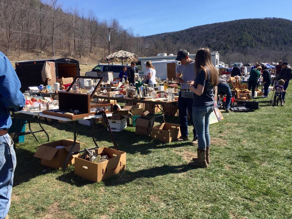 Livingstonville Flea Market