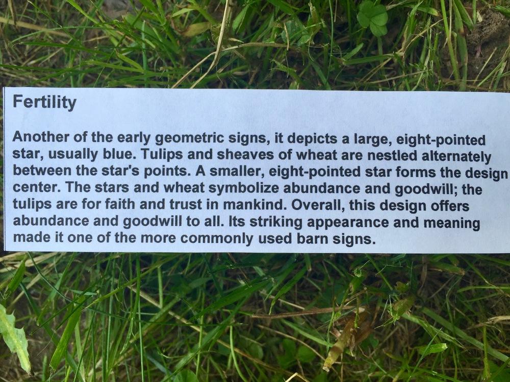 Fertility Hex Sign