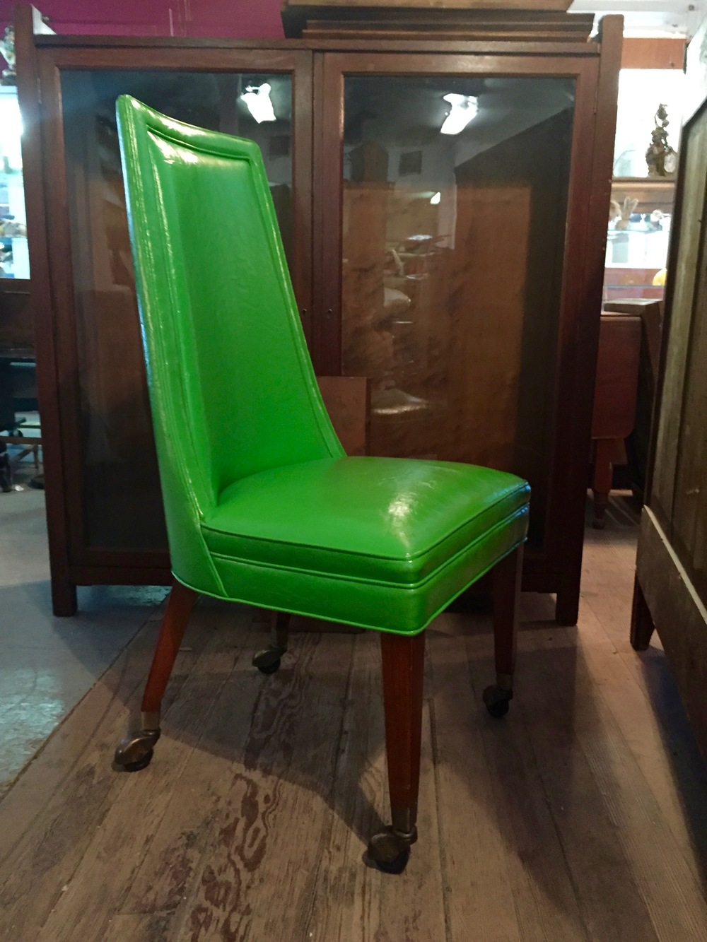 Mooney's Auction House chair