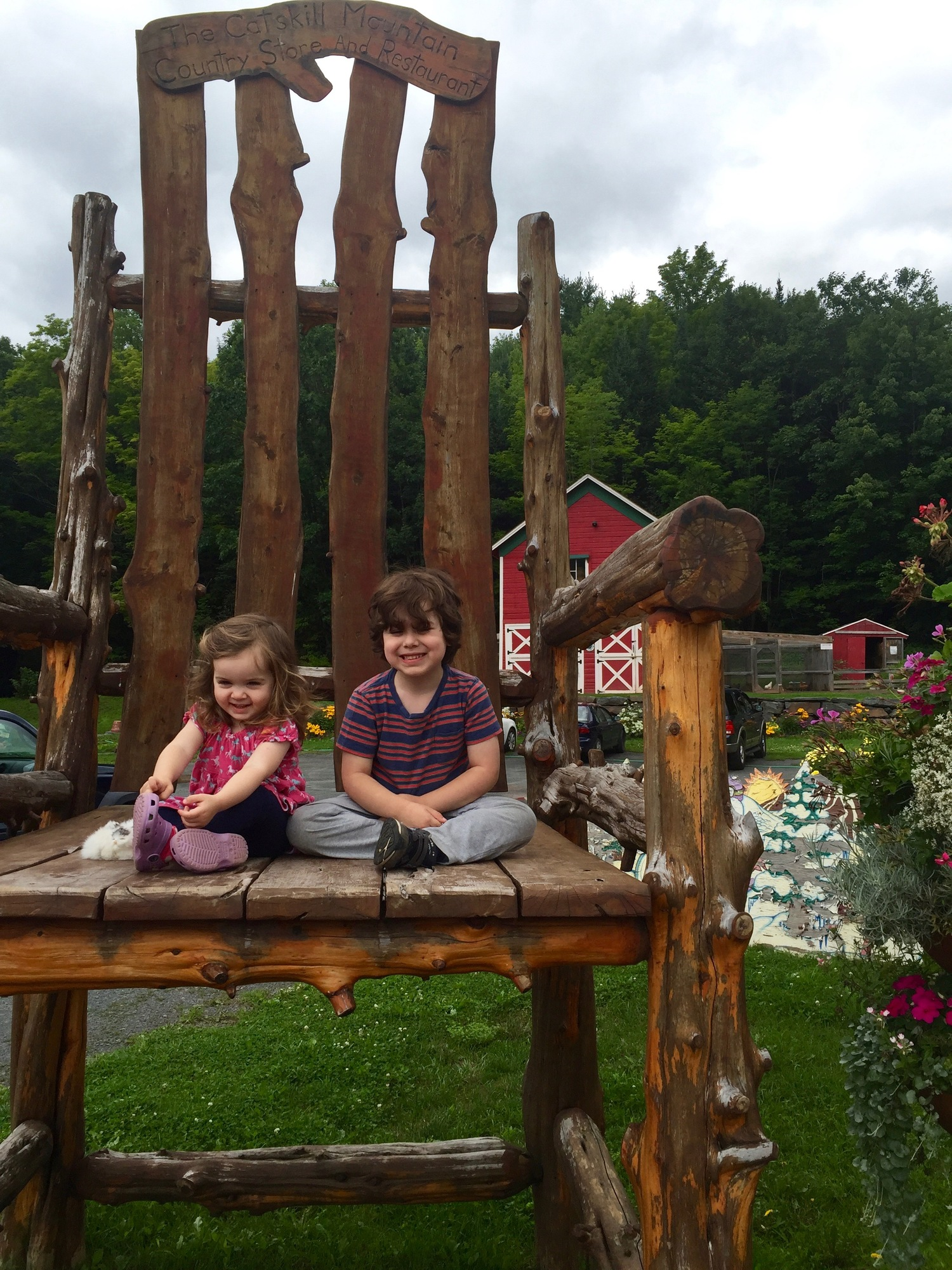Catskill Mountain Country Store: A Child's Paradise