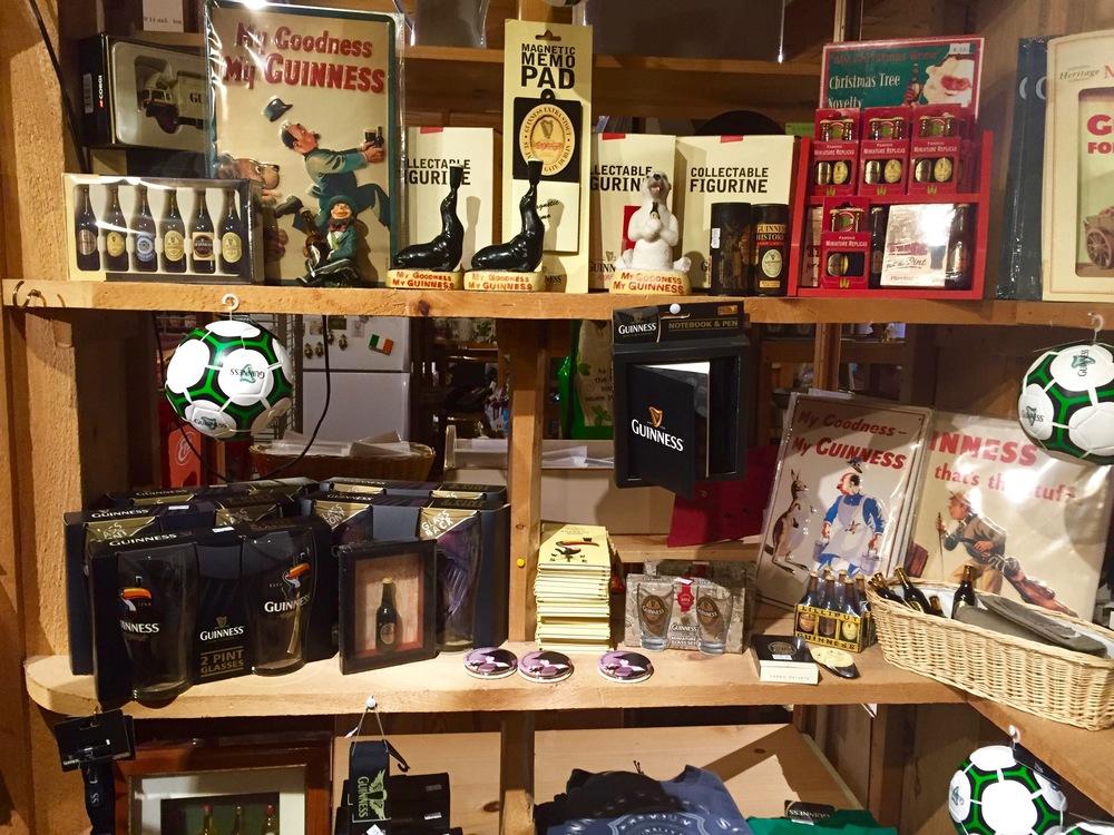 guinness souvenirs east durham
