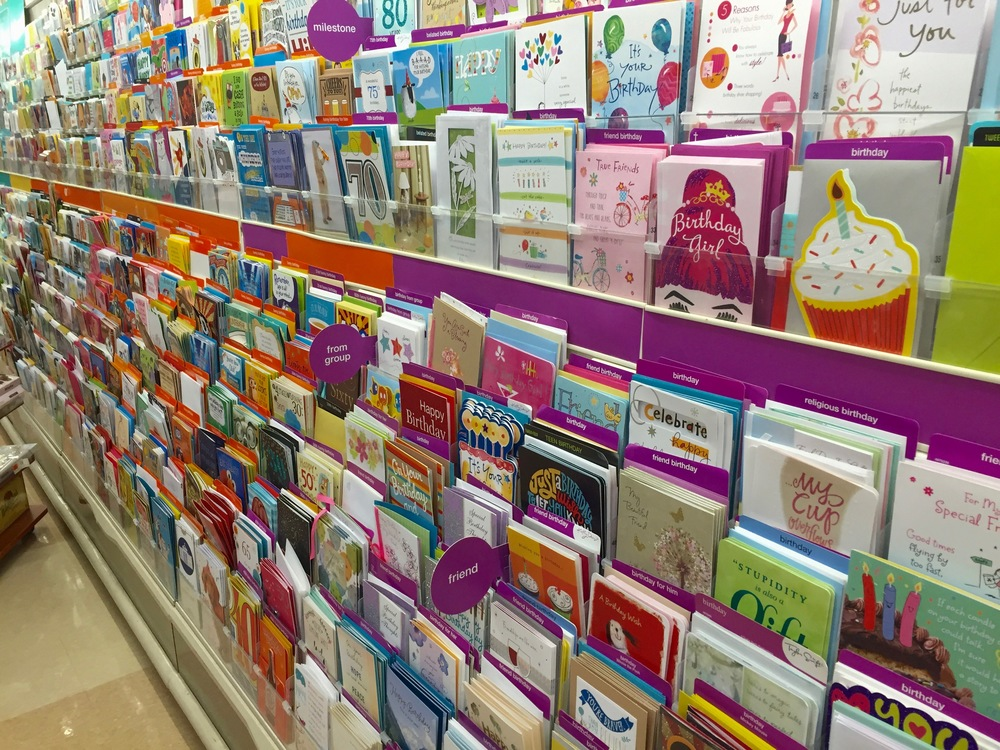 hannaford cairo greeting cards