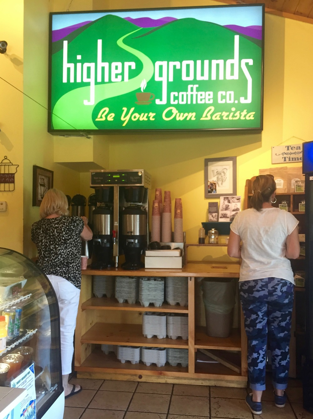 HIgher Grounds Coffee Co Windham NY