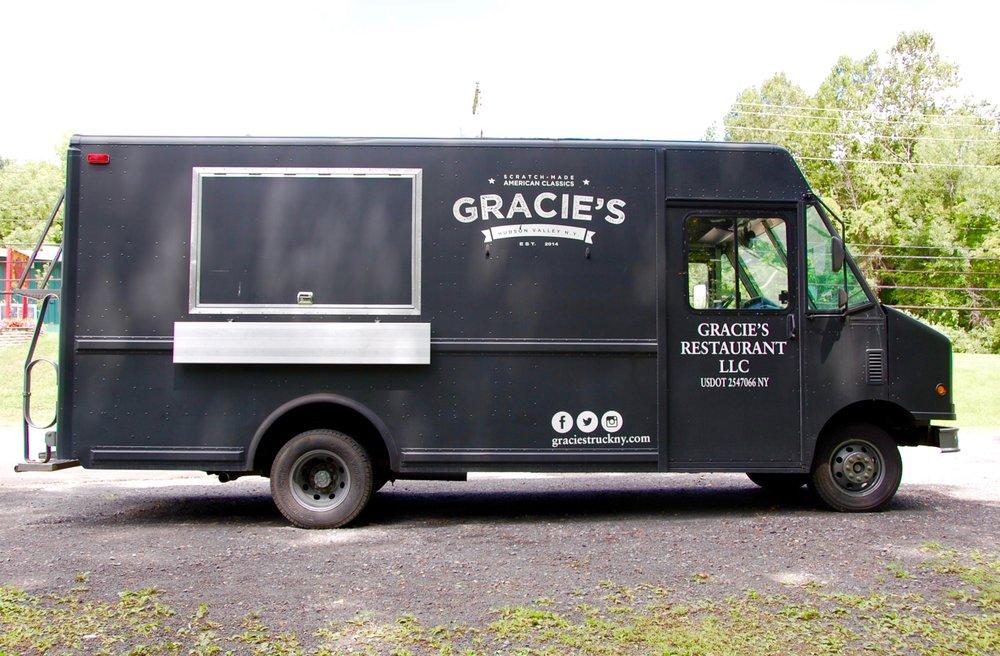 gracie's food truck