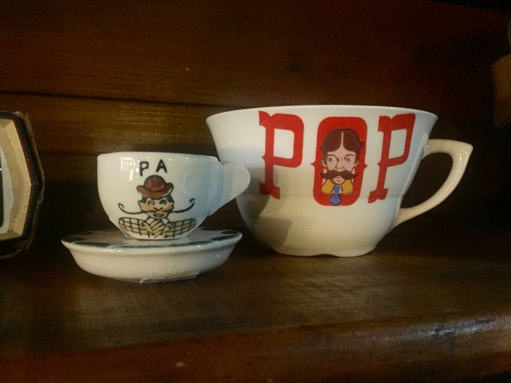 pa and pop cups