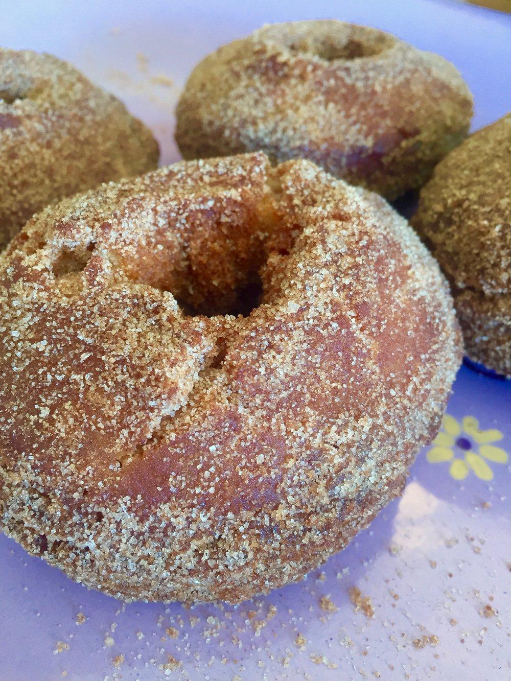 heather ridge farm donuts