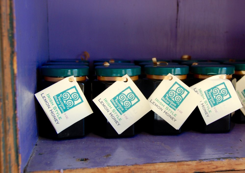 irish style lemon honey rob handel