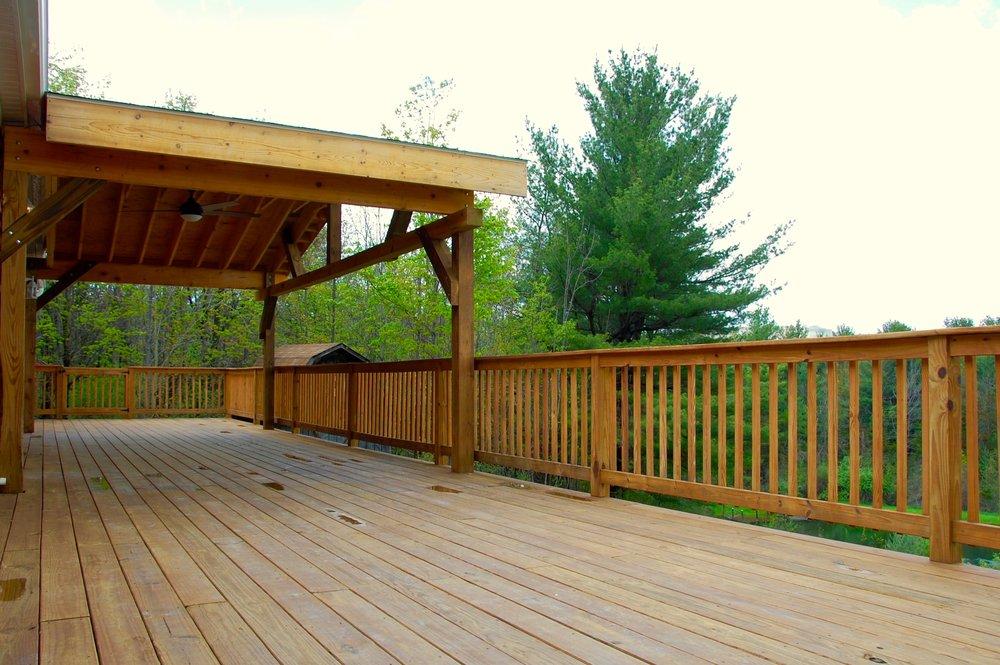 greene county deck builder catskills