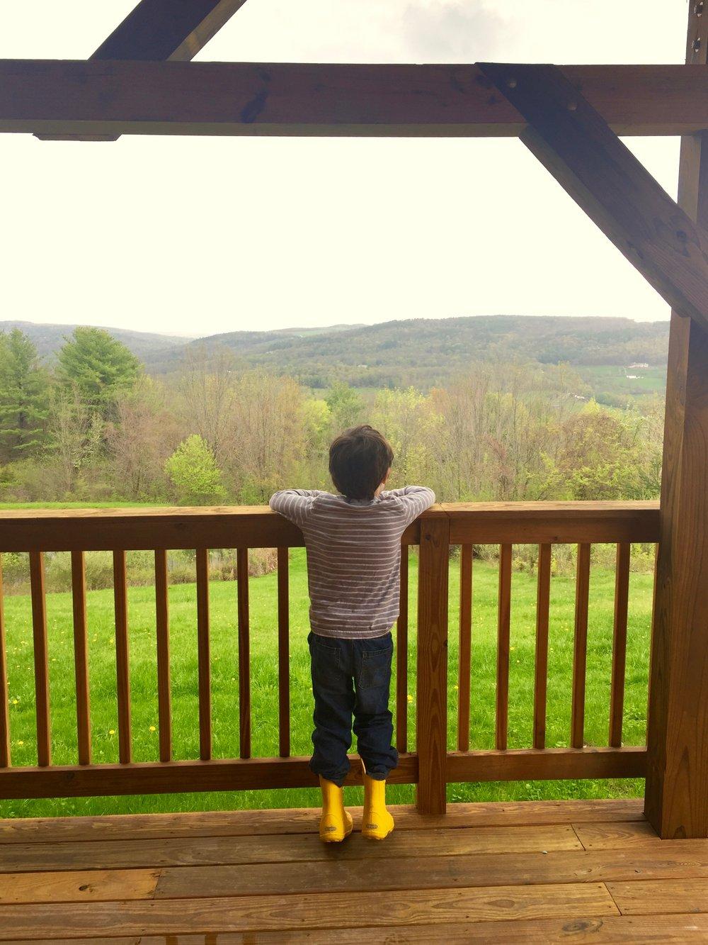 deck contractor catskills greene county